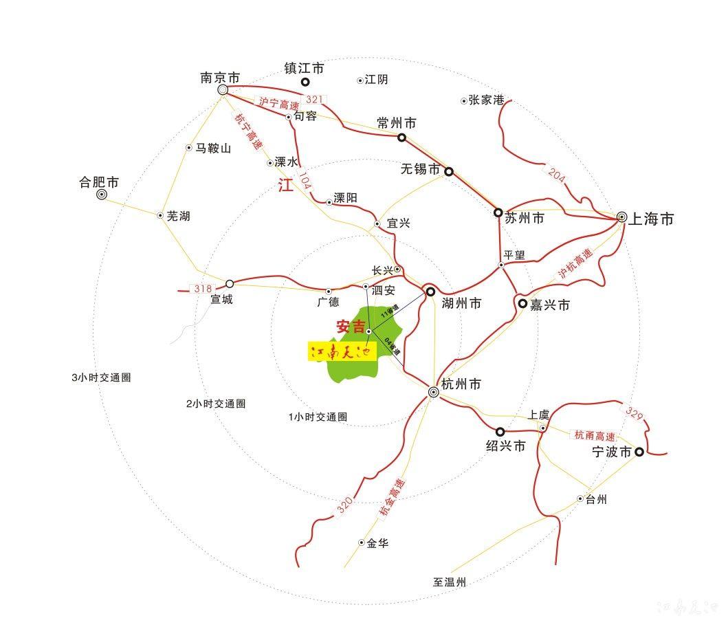 上海,南京(镇江